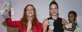 Mostra de Tiradentes 2017: Força feminina é exaltada em noite que homenageou Leandra Leal e Helena Ignez