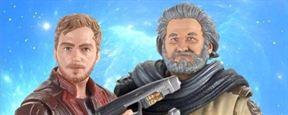 Guardiões da Galáxia Vol. 2: Novo boneco revela mais detalhes de Ego, personagem de Kurt Russell