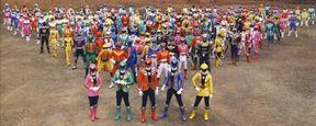 Confira a evolução dos uniformes dos Power Rangers ao longo das temporadas