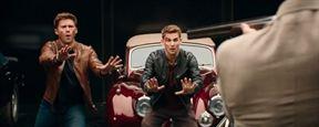 Scott Eastwood tenta roubar carros esportivos raros na ação No Limite. Confira trailer e cartaz (Exclusivo)