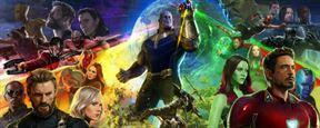 Vingadores: Guerra Infinita deve ser o filme mais longo da história da Marvel