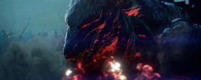 Godzilla: Anime futurista sobre o monstro ganha trailer