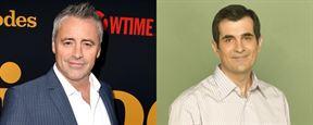 Matt LeBlanc revela que recusou papel em Modern Family