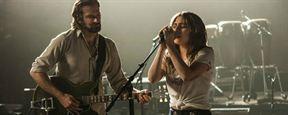 Nasce Uma Estrela, com Lady Gaga e Bradley Cooper, tem estreia adiantada em quatro meses