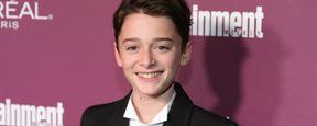 Noah Schnapp, o Will de Stranger Things, vai atuar ao lado de Seu Jorge em filme nacional