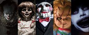 Artista transforma assassinos de filmes de terror em 'modelos' femininas