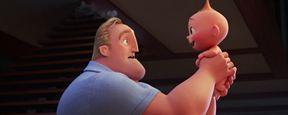 Os Incríveis 2: Bebê Zezé é o destaque do primeiro teaser da animação