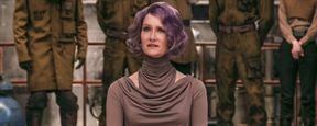 Oscar Isaac revela detalhes sobre a personagem de Laura Dern em Star Wars - Os Últimos Jedi