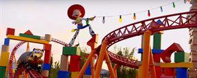 Área temática de Toy Story no parque da Disney, em Orlando, ganha imagens e data de lançamento