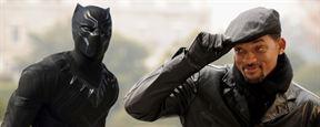 Will Smith quase chorou ao ver Pantera Negra