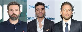 Ben Affleck, Oscar Isaac, Charlie Hunnam, Pedro Pascal e Garrett Hedlund devem estrelar Triple Frontier
