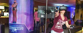 Jogador Nº1: Pré-estreia conta com decoração temática e jogos de realidade aumentada