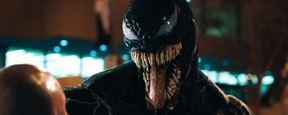 Venom: Novo trailer destaca visual do anti-herói vivido por Tom Hardy