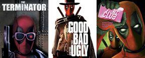 Deadpool 2 invade as capas de Clube da Luta, Logan, X-Men e outros filmes em ação publicitária