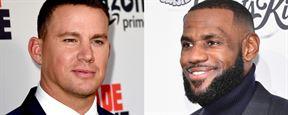 """Channing Tatum e LeBron James vão produzir a """"comédia de ação subversiva"""" Public Enemy"""
