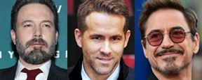 10 atores que deram a volta por cima e conquistaram Hollywood