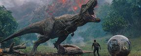 Jurassic World: Reino Ameaçado é a maior estreia da semana