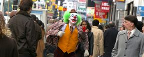 Coringa: Novas fotos das filmagens mostram Joaquin Phoenix em fuga