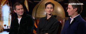 Animais Fantásticos: Eddie Redmayne conta como descobriu que terceiro filme se passará no Rio de Janeiro (Entrevista Exclusiva)