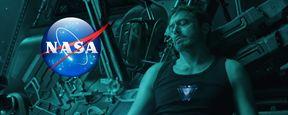 NASA responde pedidos para salvar Tony Stark após trailer de Vingadores: Ultimato