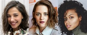 As Panteras: Elizabeth Banks posta foto com Kristen Stewart para anunciar o término das filmagens