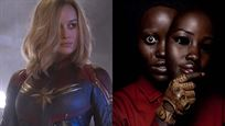 Capitã Marvel e Nós têm um easter-egg em comum