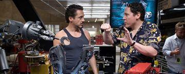 Jon Favreau, diretor de Homem de Ferro, gostaria de comandar outro filme da Marvel