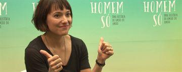 Um Homem Só: Nerd assumida, a diretora Cláudia Jouvin apresenta sua ficção científica brasileira (exclusivo)