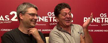 Os Penetras 2: Andrucha Waddington e Stepan Nercessian falam sobre a sequência e já pensam em Os Penetras 3 (Exclusivo)