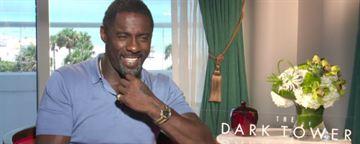 A Torre Negra: Idris Elba explica com quantos 'Pistoleiros' se faz uma adaptação para o cinema (Entrevista exclusiva)