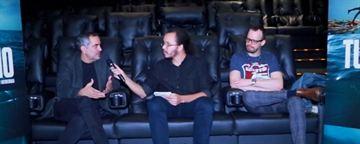Tungstênio: Heitor Dhalia e Marcello Quintanilha falam sobre adaptar uma HQ tipicamente brasileira (Entrevista exclusiva)