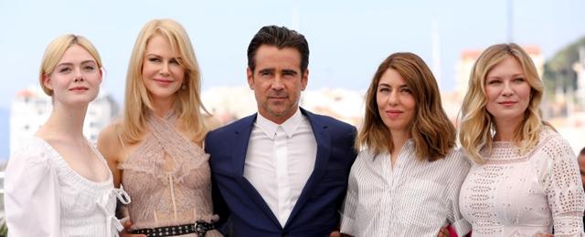 Resultado de imagem para Sofia Coppola em Cannes 2017