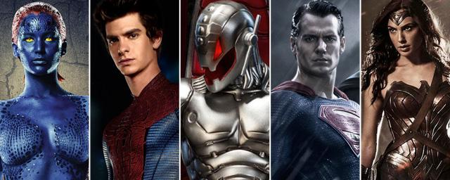 f2c8c38c2 Os filmes de super-heróis que serão lançados até 2020 - Matérias ...