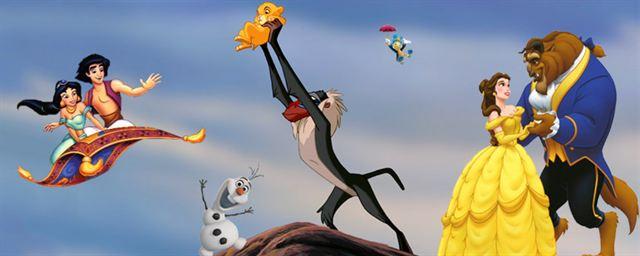 As 50 Melhores Canções Dos Filmes De Animação Matérias