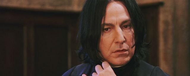 A Primeira Fala De Snape Em Harry Potter Tem Um Significado Oculto