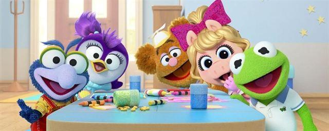 Muppet Babies Ganha Data De Estreia No Disney Junior Noticias De Series Adorocinema