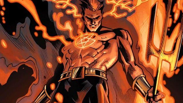 Resultado de imagem para Helstrom: Marvel divulga o elenco da sua nova série de terror