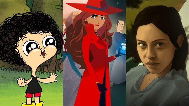 5 Desenhos Animados Para Assistir Nos Streamings Noticias Visto Na Web Adorocinema