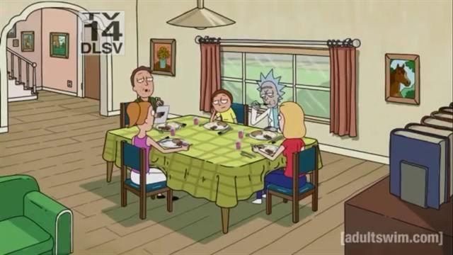 Rick and Morty 1ª Temporada Clipe (1) Original