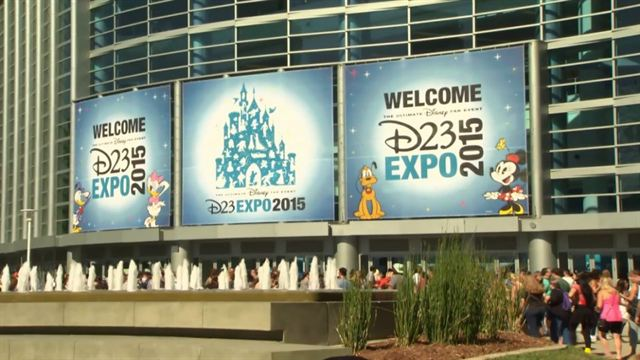 AdoroHollywood: D23 Expo 2015