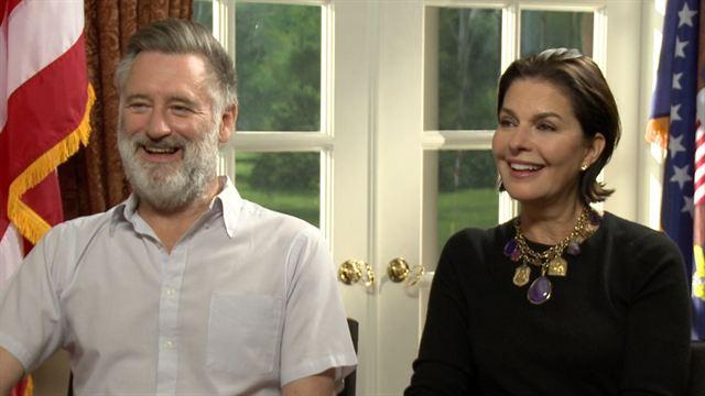 Independence Day: O Ressurgimento Entrevista com Bill Pullman e Sela Ward