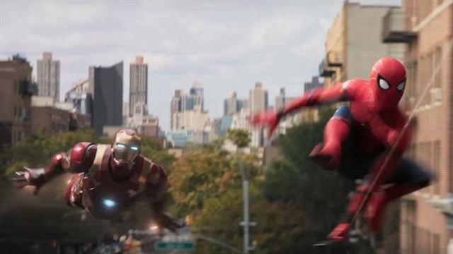 Homem-Aranha: De Volta ao Lar Trailer (1) Legendado