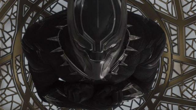 Pantera Negra Trailer (2) Legendado