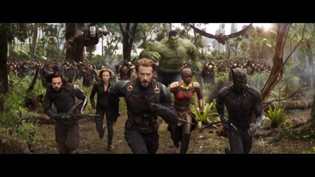 Vingadores: Guerra Infinita Trailer Legendado