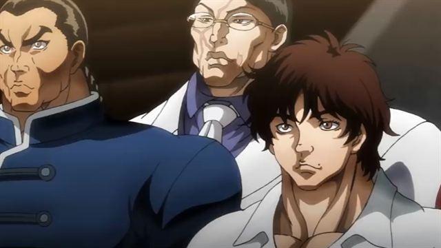 Baki - O Campeão 1ª Temporada Trailer Legendado