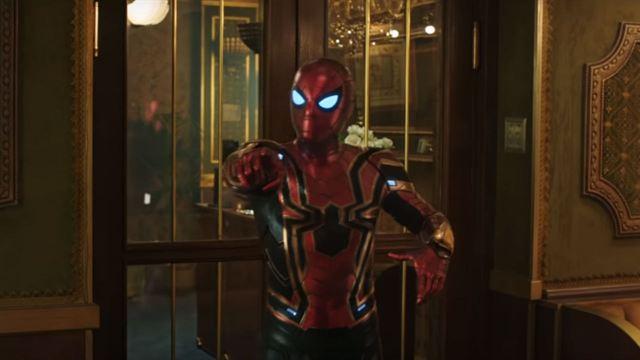 Homem-Aranha: Longe de Casa Trailer (3) Legendado
