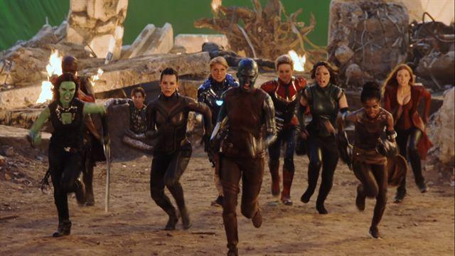 Vingadores: Ultimato - A Irmandade da Marvel Original