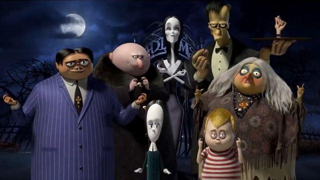 A Família Addams Trailer Dublado