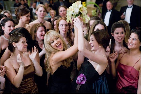 Noivas em Guerra : Foto Anne Hathaway, Gary Winick, Kate Hudson