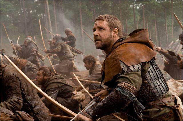 Robin Hood : foto Russell Crowe